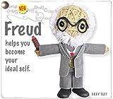 Kamibashi Sigmund Freud The Original String Doll Gang Keychain Clip
