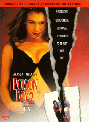 Poison Ivy II: Lily (Unrated & R-Rated Versions) -  DVD, Rated R, Anne Goursaud