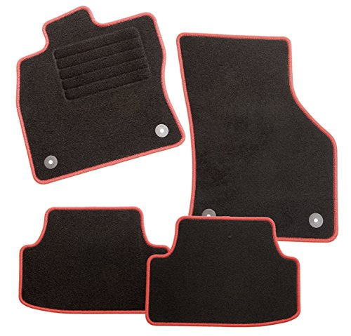 CarFashion 257086 Alfombrillas para coche