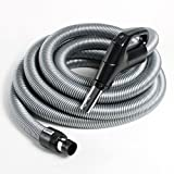 Broan-NuTone CH235 Crush-Proof Central Vacuum Hose with Swivel Handle, 30-Feet