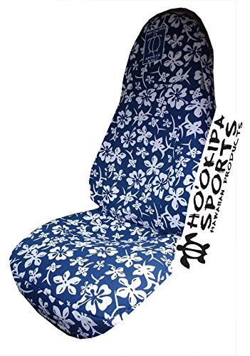 Hookipa Hawaii Sitzbezüge - Pilotensitz (Paar), Farbe:Blau