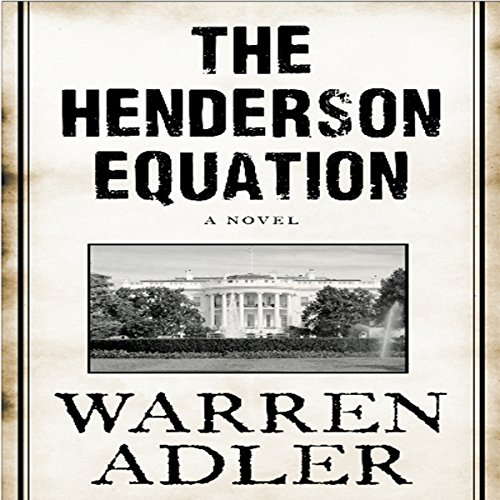 The Henderson Equation audiobook cover art