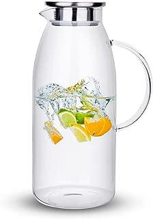 Best 1 gallon glass pitcher Reviews