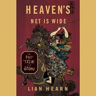 Heaven's Net Is Wide audiobook cover art