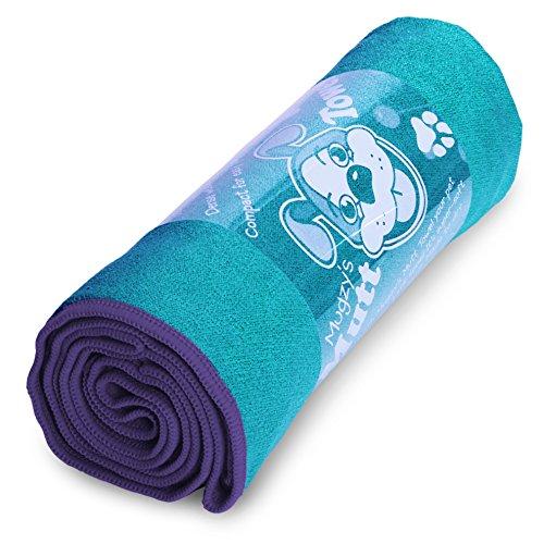 YogaRat Mugzy's Mutt Towel: Textured 100%...