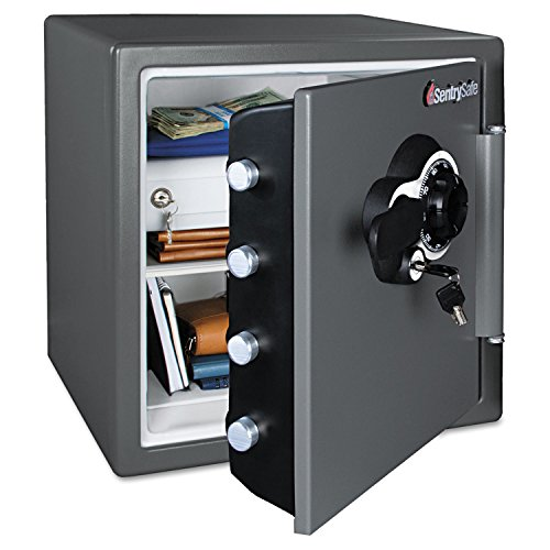 SentrySafe SFW123DEB Fire Chests, Safes