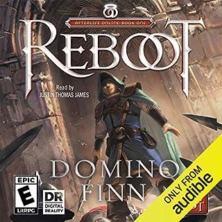 Reboot audiobook cover art