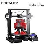 Creality Ender 3 Pro 3D Printer Upgrade with Flexible Magnetic Build Surface Plate