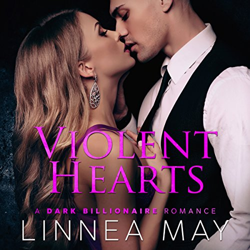 Violent Hearts audiobook cover art