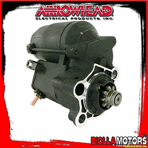 shd0004Motorroller Anlasser Harley Davidson XL Sportster 1200CP Custom 2011–20141200cc 31390–91F Denso System
