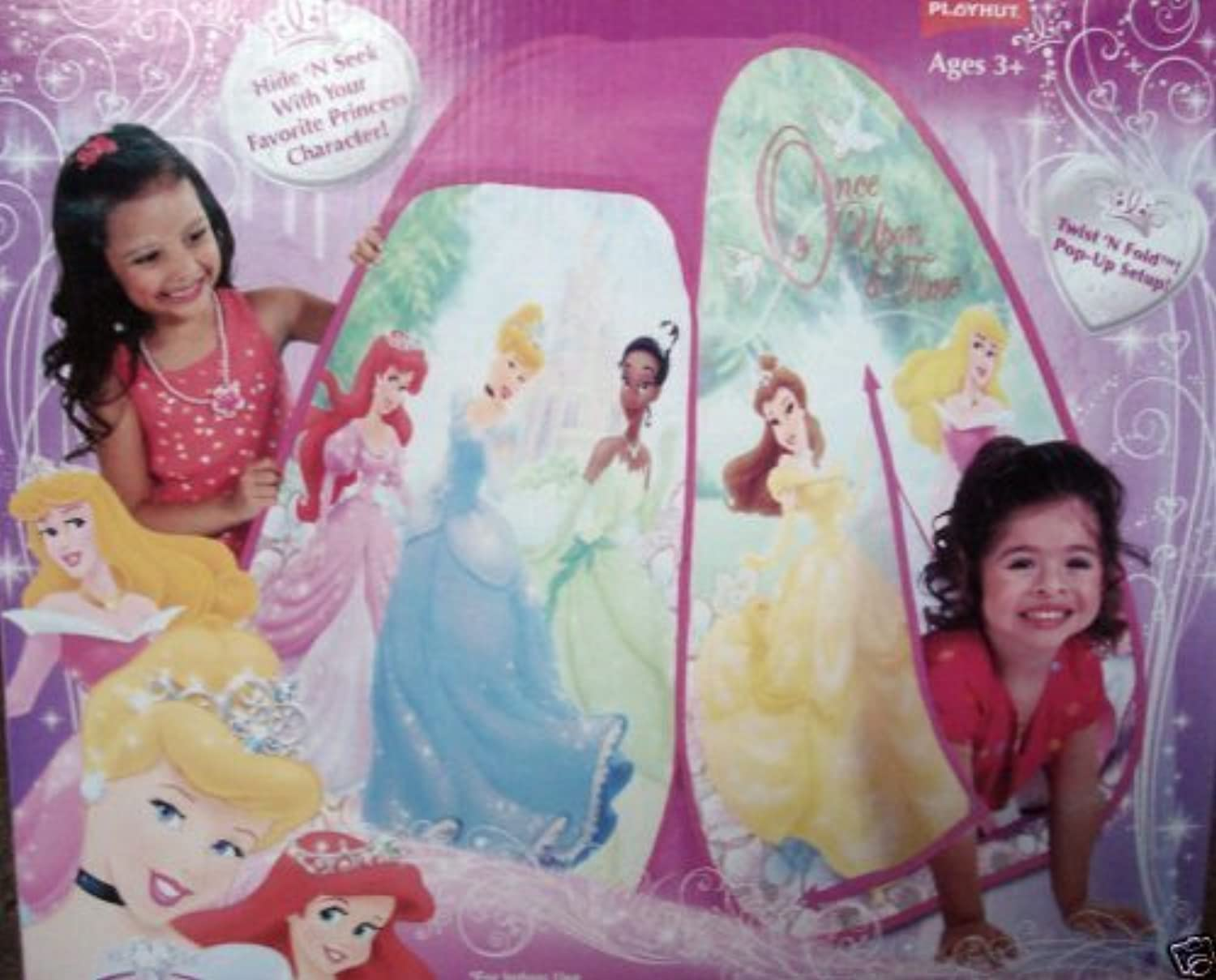 Disney Princess Classic Hideaway Pop-Up Twist-N-Fold Tent by Disney