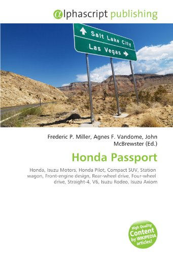 classement un comparer Honda Pass: Honda, Honda Motor Co., Ltd., Honda Pilot, SUV compact, break, moteur avant…