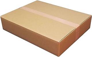 ボックスバンク ダンボール 引っ越し 段ボール箱 120サイズ【58×43×10cm】5枚セット 衣服 アパレル 収納 FD15-0001