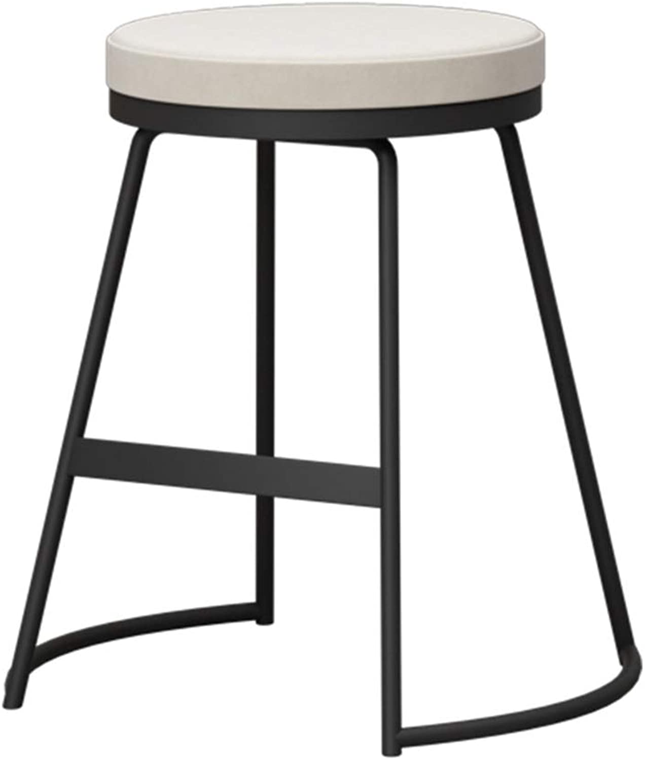 Barstools Chair Bar Stool High Chair Breakfast Stool Dining Stool and Comfort Seat Kitchen Breakfast Counter (53x35x45 65 75) cm (Size   53x35x45cm)