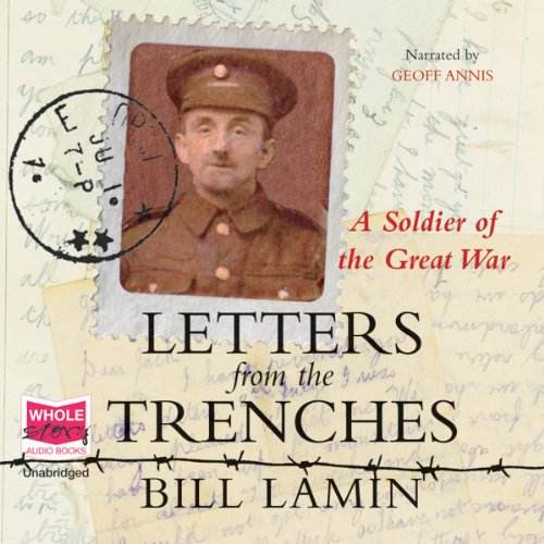 Letters from the Trenches cover art