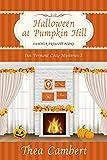 Halloween at Pumpkin Hill (Inn Vermont Cozy Mysteries Book 7)