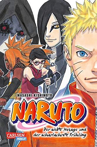 Naruto - Der siebte Hokage und der scharlachrote Frühling: Naruto - Gaiden: The next generation