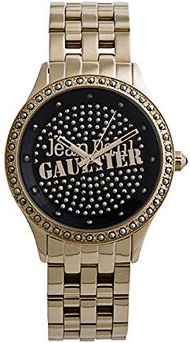 Jean Paul Gaultier Reloj Análogo clásico para Hombre de Cuarzo con Correa en Acero Inoxidable 8501602
