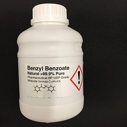 Konrad Nutriceuticals Benzyl - Benzoato (1 litro)