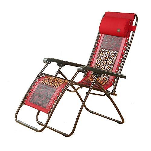 Plus Baumwolle Harter Sitz Armlehne Stuhl Outdoor Klappstuhl Tragbarer Strandkorb Rückenlehne Hocker Angelstuhl Freizeitstuhl Art Sketch Director Stuhl (Farbe: Lila Rot),