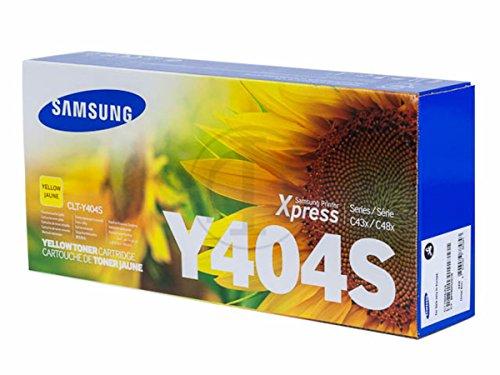 Samsung original - Samsung Xpress C 480 W (Y404S / CLTY404SELS) - Toner gelb - 1.000 Seiten
