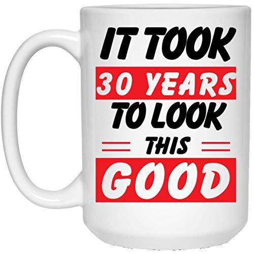 N\A Me tomó 30 años lucir Esta Buena Taza de café con Leche