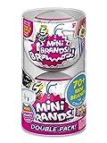 5 SURPRISE Mini Brands Mystery Capsule Real Miniature Brands Juguete coleccionable (2 unidades)