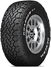 General Grabber AT/X All-Terrain Radial Tire - 31X10.50R15 109S
