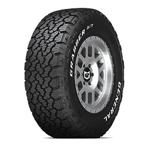 General GRABBER A/TX All- Season Radial Tire- LT 265/70 R 17 121S E-ply