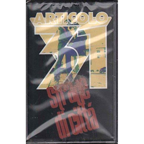 Articolo 31 J-Ax MC7 Strade Di Città / Best Sound Sigillata 0743214595046