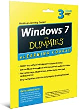 Windows 7 For Dummies eLearning Course Access Code Card (6 Month Subscription) (For Dummies Series)