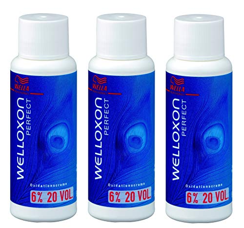 Wella Welloxon Perfect 6% 3 x 60ml = 180ml