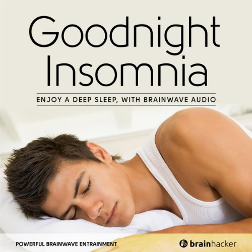 Goodnight Insomnia Session audiobook cover art