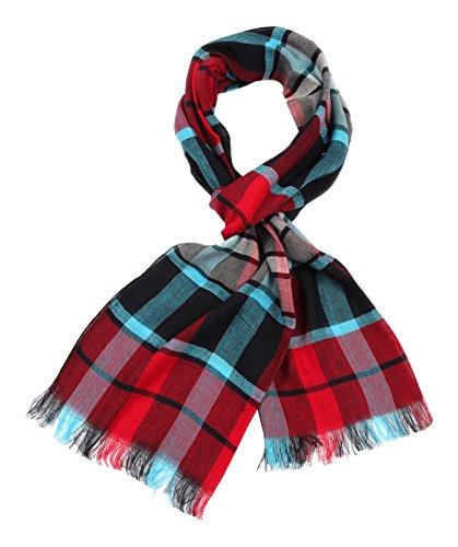 Boldog & Laube Unisex linnen sjaal sjaal