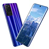 Smartphones s20u 6.8 Water-Drop Screen Movil 8GB+256GB Dual SIM WiFi Face ID Android 9.0 Smartphone
