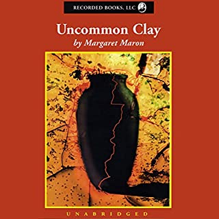Uncommon Clay audiobook cover art