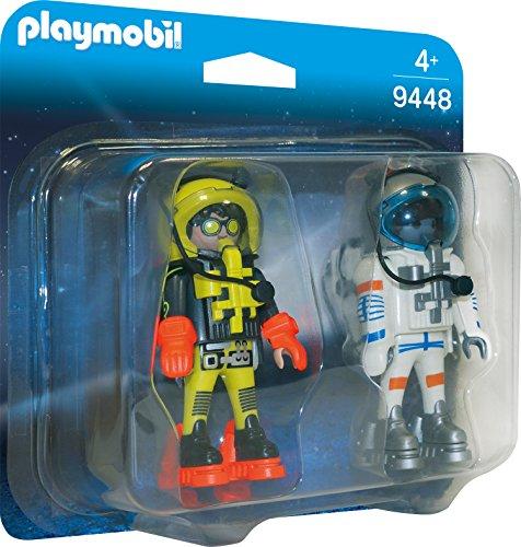 Playmobil 9448 - Duo Pack Space Heroes