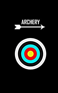 Archery: Score Keeping Small Black Notebook for Target Shooting Record, Notes, Rounds, and Distance