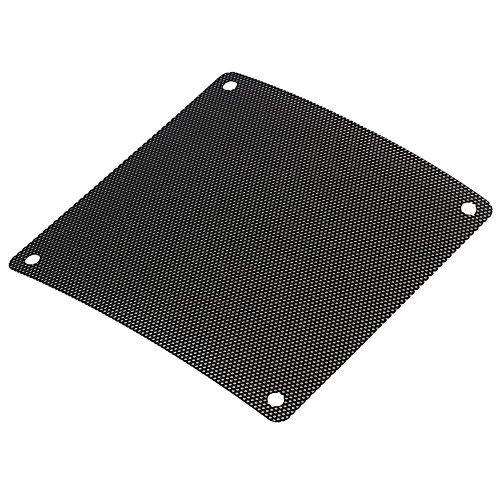 INIBUD 10 TLG 120x120mm PVC PC Kühler Lüfter Staub Filter Fan Staubdicht Case Cover Computer Mesh 12cm * 12cm