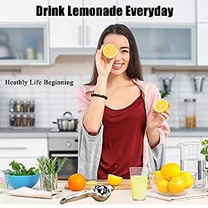 Lemon Squeezer Hand Manual - Lime Hand Juice Lemon Squeezers Press Citrus Press Juicers Squeezer, Premium Quality Lime… |