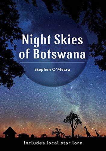 Night Skies of Botswana: Includes local star lore (English Edition)