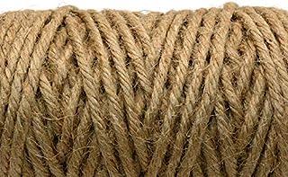 SFS JUTESEIL 6mm - 40mm Tauwerk Seile Leine Rope Naturhanf Hanfseil Tauziehen Jute Tauziehen Absperrseil Handlauf Dekoration DIY IST-Bild