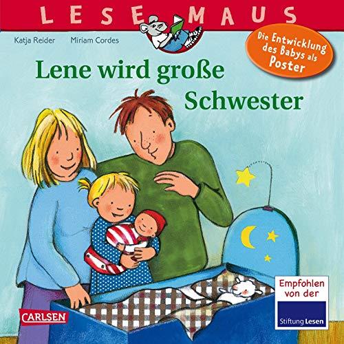 LESEMAUS 74: Lene wird große Schwester (74)