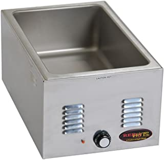 Eagle Foodservice 1220FWE-120 Redhots S/S Countertop Food Warmer