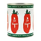 SMT San Marzano Style Whole Peeled Tomatoes, 28 Oz (6 Pack)