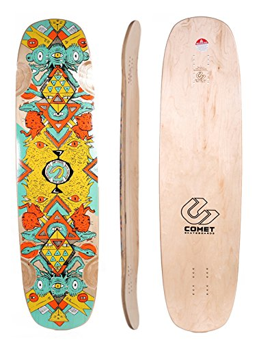 Comet Skate Skateboard Longboard Manifest 38x9.8¨