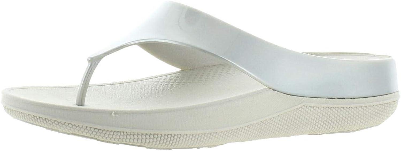 Fittflop kvinnor ringaer Wellgelé Man Man Man gjorde Slip On Thong Sandals  fabriks direkt