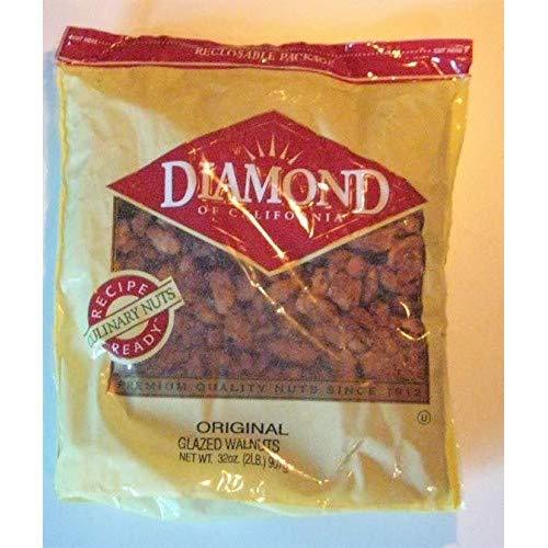 Diamond Walnuts Glazed 2 lb. 3 count Inexpensive High quality
