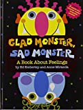 """Glad Monster, Sad Monster"" Children's Book"