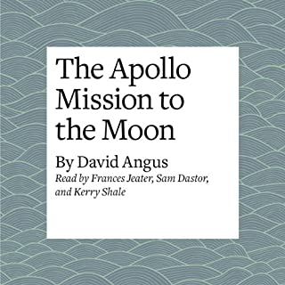 The Apollo Mission to the Moon cover art
